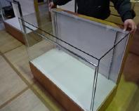 店舗内装ガラス工事